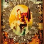 La carità di San Martino, cm 150x210, painting, collage, ink jet on ultra smooth fine art